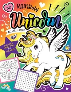 Glenda Horne: The Rainbow Unicorn Activity Book