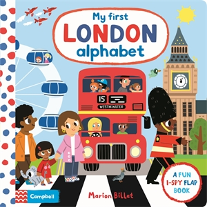 Campbell Books: My First London Alphabet
