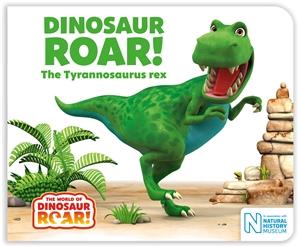 Peter Curtis: Dinosaur Roar! The Tyrannosaurus rex