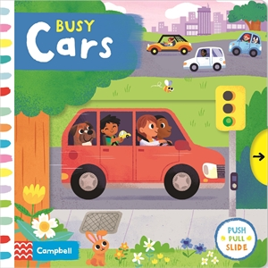 Campbell Books: Busy Cars
