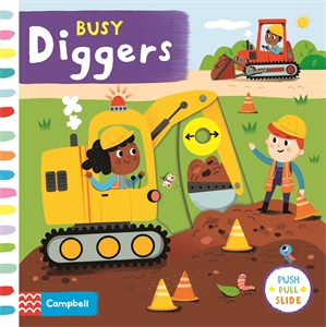 Campbell Books: Busy Diggers