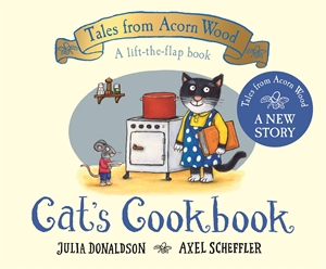 Julia Donaldson: Cat's Cookbook
