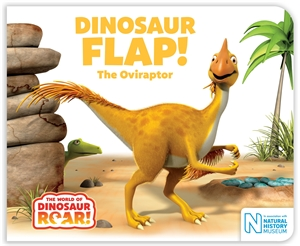 Jeanne Willis: Dinosaur Flap! The Oviraptor