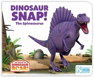 Peter Curtis: Dinosaur Snap! The Spinosaurus