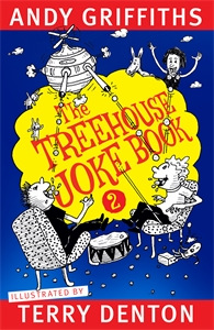 Andy Griffiths: The Treehouse Joke Book 2