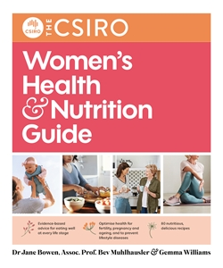 Gemma Williams: The CSIRO Women's Health and Nutrition Guide