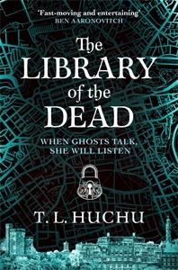 T. L. Huchu: The Library of the Dead