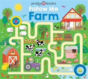 Roger Priddy: Follow Me Farm!