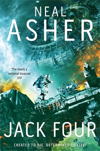 Neal Asher: Jack Four