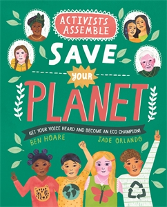 Kingfisher: Activists Assemble - Save Your Planet