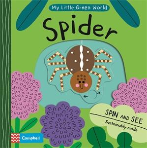 Campbell Books: Garden Spider