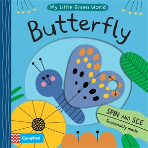 Campbell Books: Butterfly