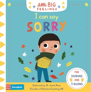 Campbell Books: I Can Say Sorry
