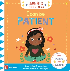 Campbell Books: I can be Patient