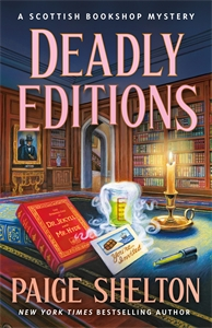 Paige Shelton: Deadly Editions