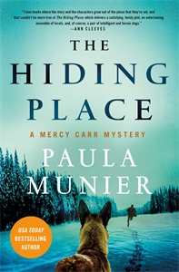 Paula Munier: The Hiding Place