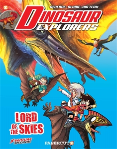 Albbie: Dinosaur Explorers Vol. 8