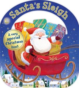Roger Priddy: Santa's Sleigh