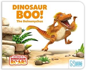 Peter Curtis: Dinosaur Boo! The Deinonychus