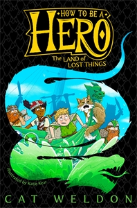 Cat Weldon: Land of Lost Things