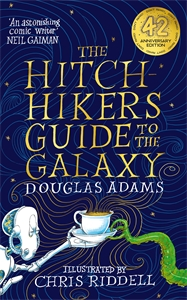 Chris Riddell: The Hitchhiker's Guide to the Galaxy Illustrated Edition