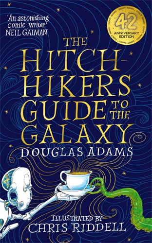 Douglas Adams: The Hitchhiker's Guide to the Galaxy Illustrated Edition