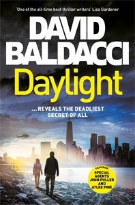 David Baldacci: Daylight: An Atlee Pine Novel 3