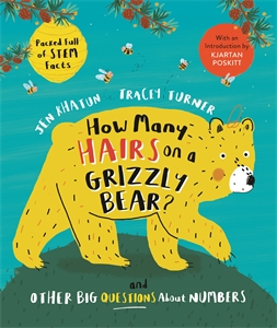 Tracey Turner: How Many Hairs on a Grizzly Bear?