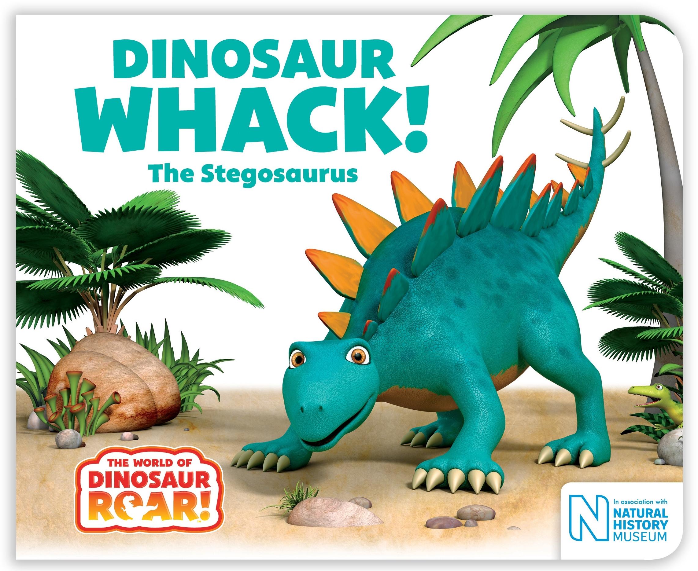 Dinosaur Whack! The Stegosaurus - Pan Macmillan AU