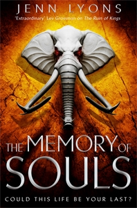 Jenn Lyons: The Memory of Souls: A Chorus of Dragons Novel 3