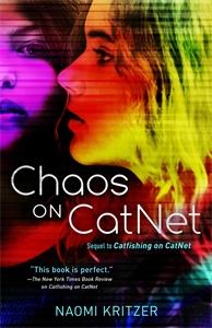 Naomi Kritzer: Chaos on CatNet