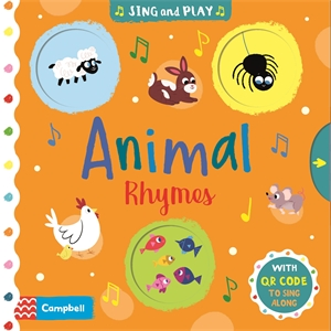 Campbell Books: Animal Rhymes