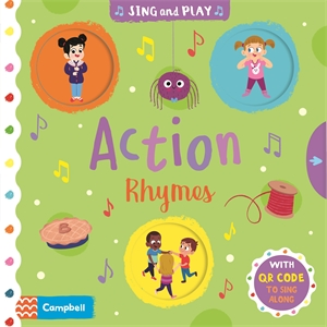 Campbell Books: Action Rhymes