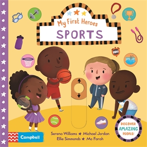 Campbell Books: Sports: My First Heroes