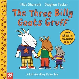 Stephen Tucker: The Three Billy Goats Gruff