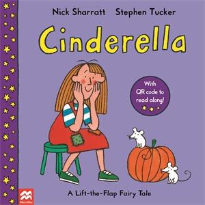 Stephen Tucker: Cinderella