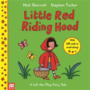 Stephen Tucker: Little Red Riding Hood