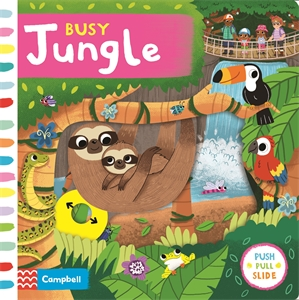 Louise Forshaw: Busy Jungle