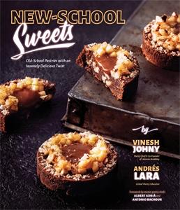 Andres Lara: New-School Sweets