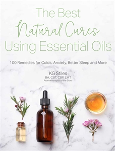 KG Stiles: The Best Natural Cures Using Essential Oils