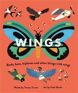 Tracey Turner: Wings