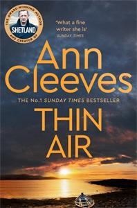 Thin Air: The Shetland Series 6