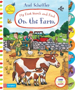 Campbell Books: My First Search and Find: On the Farm
