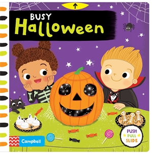 Campbell Books: Busy Halloween