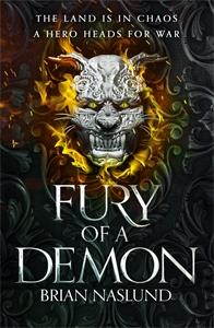 Brian Naslund: Fury of a Demon