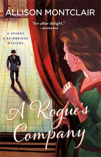 Allison Montclair: A Rogue's Company