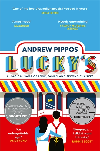 Andrew Pippos: Lucky's