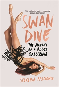 Georgina Pazcoguin: Swan Dive