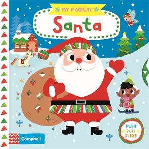 Campbell Books: My Magical Santa
