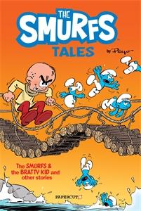 Peyo: The Smurfs Tales #1